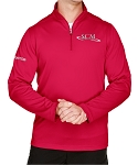 Harriton Advantage Snag Protection Plus Quarter-Zip