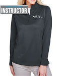 Harriton Ladies' Advantage Snag Protection Plus Quarter-Zip